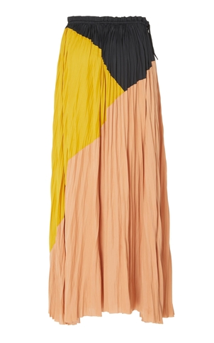Ulla Johnson Davina Skirt - Marigold Skirts