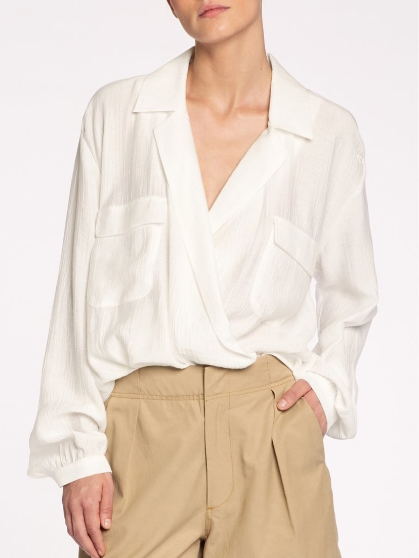 Brochu Walker Finn Blouse Tops