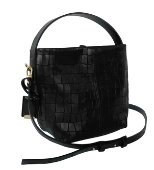 Linde Gallery Alligator Lezard Small Crossbody Bags