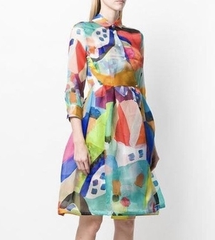 Sara Roka Elena Shirt Dress Dresses