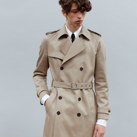 WESTERN STYLE TRENCH COAT