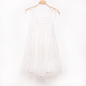 Honorie Peri Dress - White Dresses Swimwear