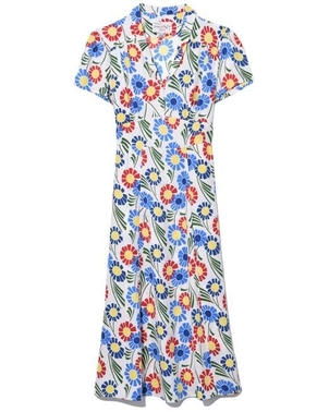 HVN Morgan 40's Dress - Sunflower Dresses