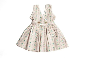 Troisoeurs Alice Printed Dress Kids