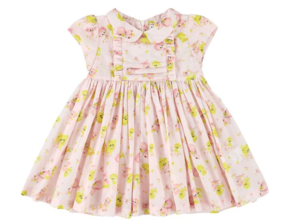 Morley Darling Dress Rose Kids