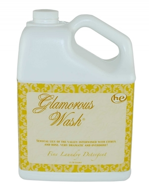 Tyler Candle Company Diva Glamorous Wash - 128oz Home decor