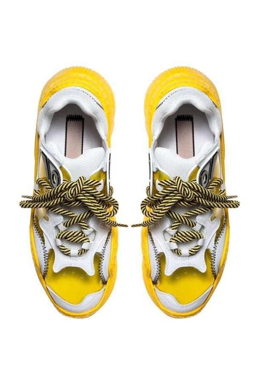 N°21 Billy PVC yellow sneakers Shoes