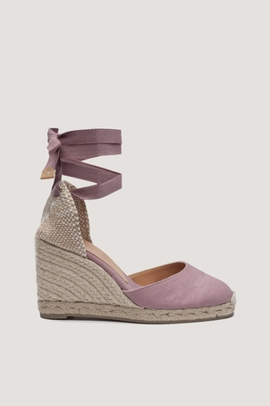 Castaner Carina Malva Wedge Espadrilles Shoes