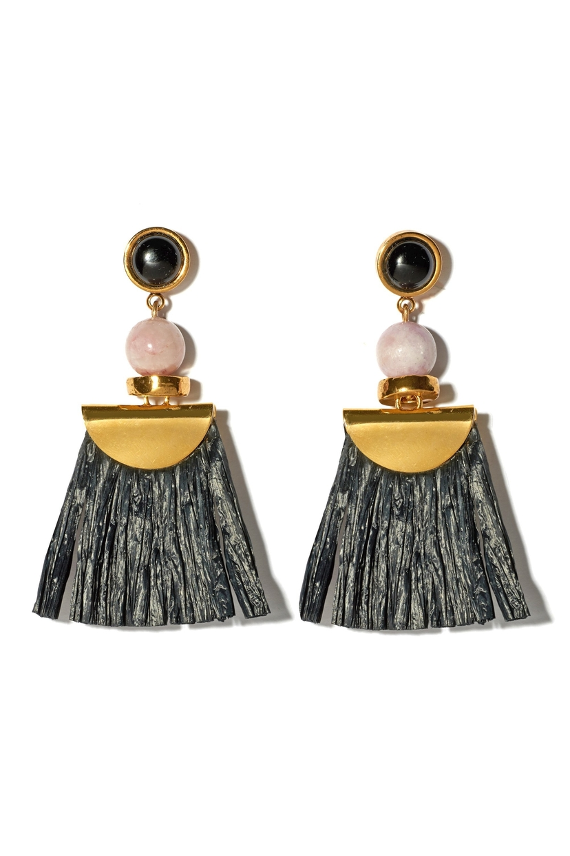 Lizzie Fortunato Hula II Earrings Jewelry