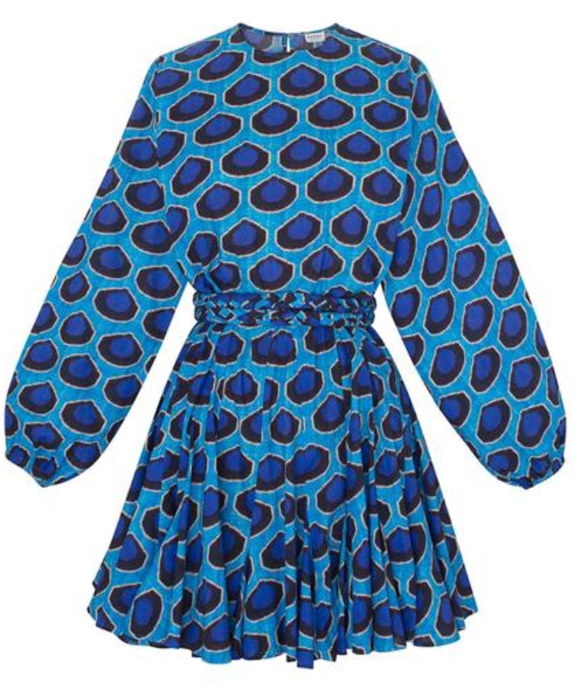 Rhode Ella Dress Blue Dresses Sale