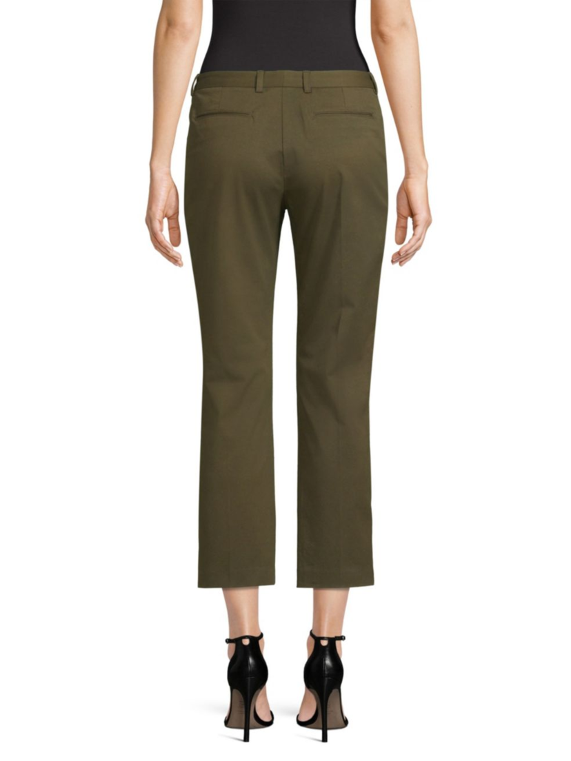 Le Superbe St. Honore Side Stripe Pant - Army Pants