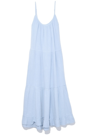 Xírena Romey Dress - Blue Breeze Dresses