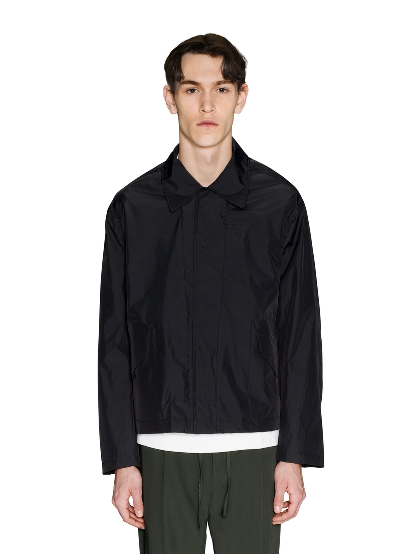 Our Legacy Cropped Buta Jacket Waterstop Nylon Outerwear
