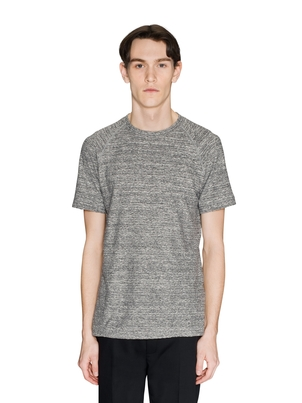 Wings + Horns Knit Loop Short Sleeve Tops