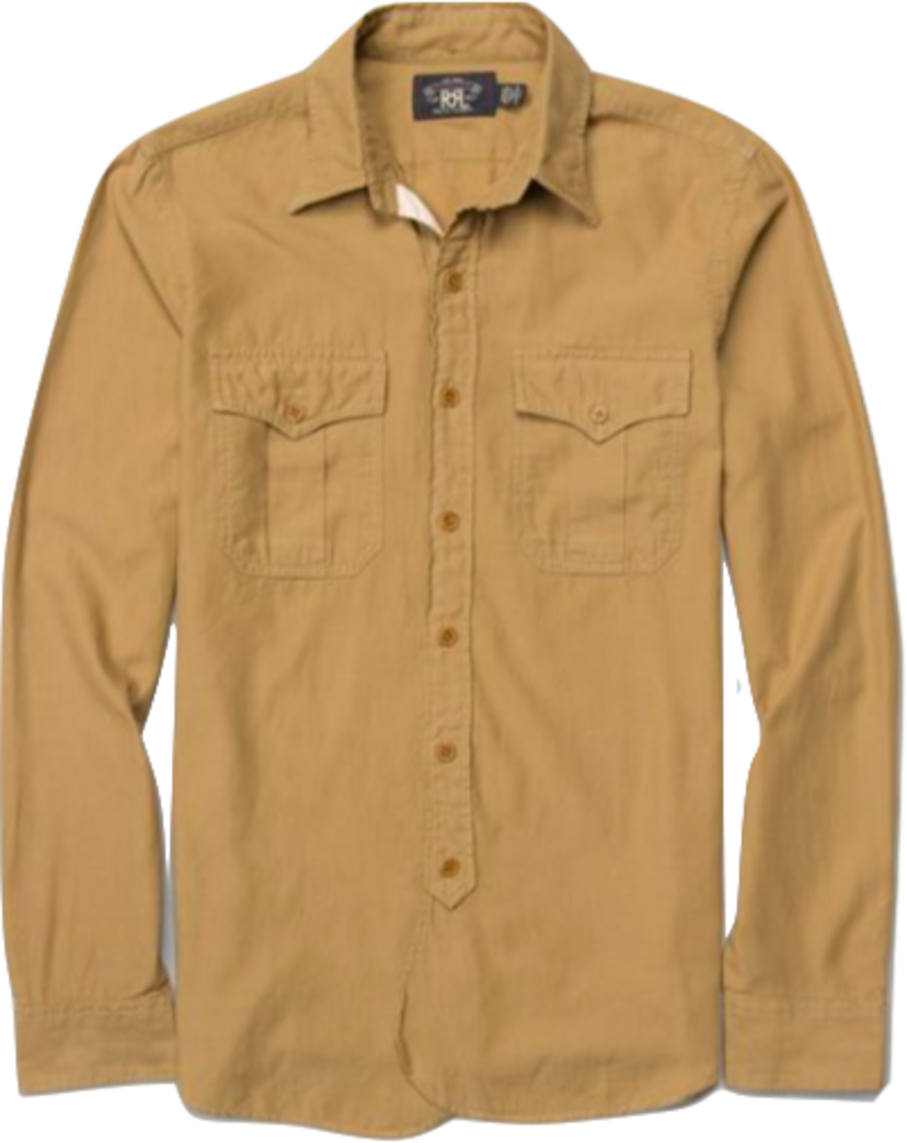 Ralph Lauren CLAYTON MILITARY SHIRT Men's