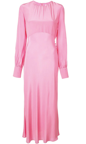 Les Reveries Pink Dress Dresses
