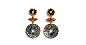 Lizzie Fortunato Saint Florent Earrings Jewelry