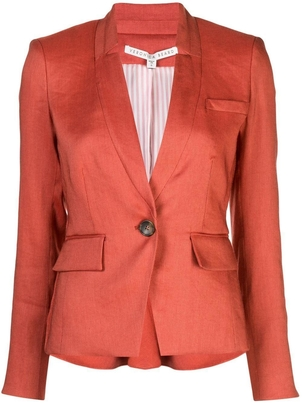 Veronica Beard Miles Dickey Jacket - Clay Outerwear