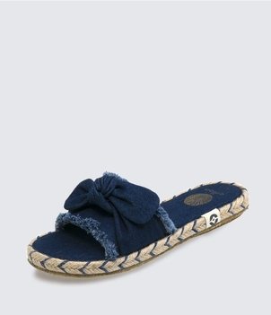 Nalho Nalita Dark Denim Sandal Shoes