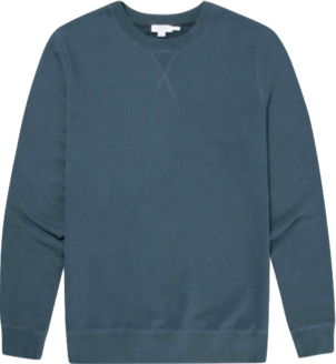 Sunspel LOOPBACK CREWNECK Men's