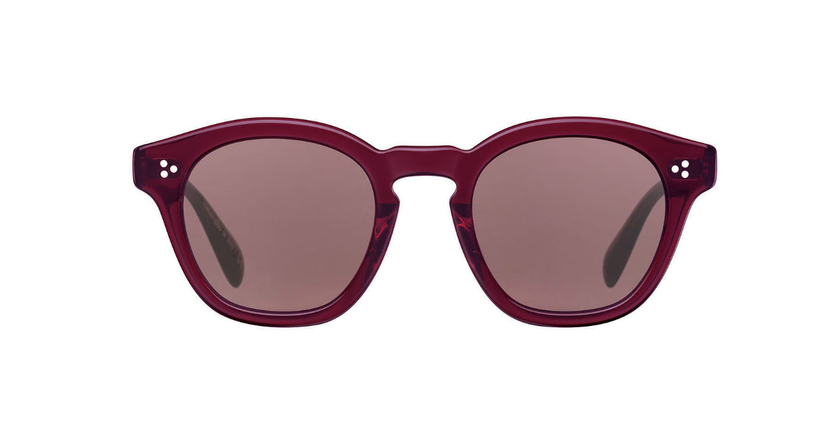 Oliver Peoples Boudrea LA Sunglasses in Burgundy Accessories Gifts