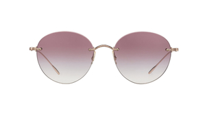 Oliver Peoples Coliena Sunglasses in Rose Gold Accessories