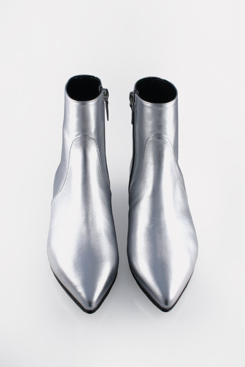 Alumnae Alumnae Low Heel Point Boot Shoes