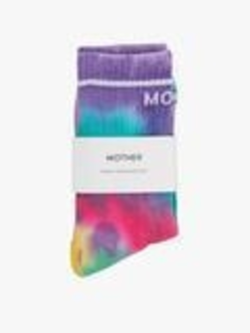 Mother Mother Rainbow Fade FF Socks Accessories