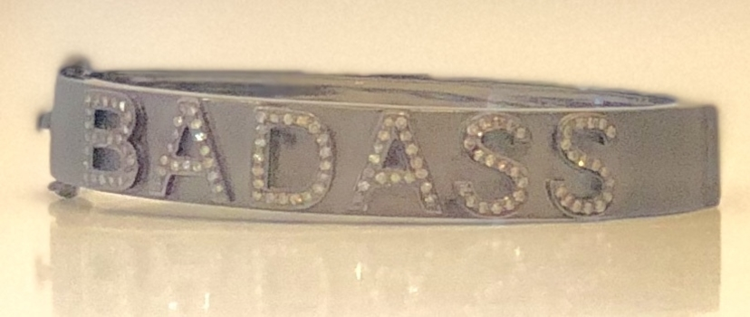 Mari Max Custom Diamond Text Bangle Jewelry