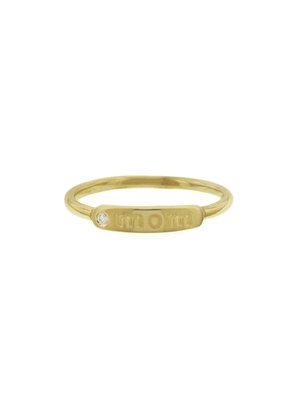 My Story My Story Mom Ring - Yellow Gold Jewelry