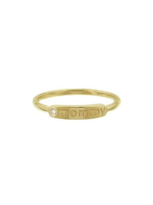 My Story My Story Mommy Ring - Yellow Gold Jewelry
