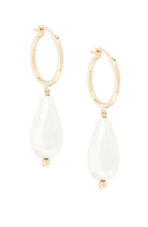 Simone Rocha Pearl Drop Earrings Gifts Jewelry