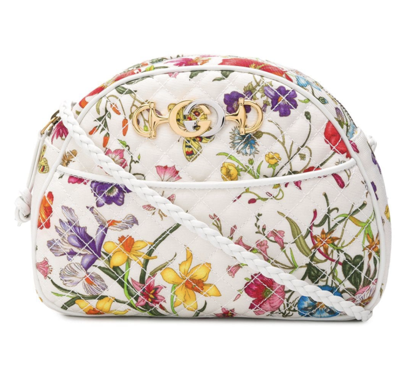 Gucci Floral Crossbody Bags Gifts
