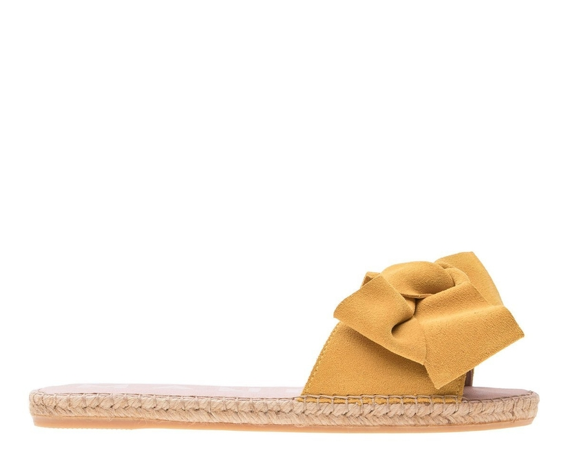 Manebi Hamptons Bow Sandal Shoes
