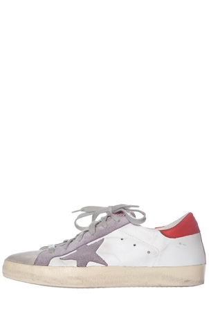 Golden Goose Deluxe Brand Golden Goose Multi Color Low-Rise Sneakers SZ 38 Shoes