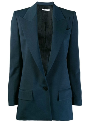 Givenchy Givenchy - Single Breasted Vicose Wool Jacket Outerwear