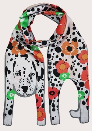 Cleo Ferin Mercury Cléo Ferin Mercury Dalmatian Flower Accessories