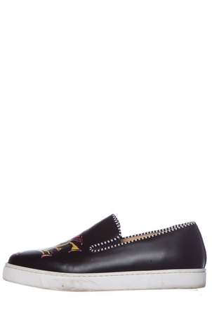 Christian Louboutin Christian Louboutin Loubi Love Loafers SZ 40 Shoes