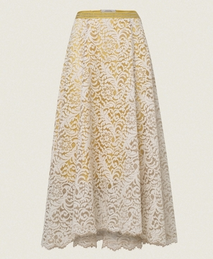 Dorothee Schumacher Long Lace Skirt Skirts