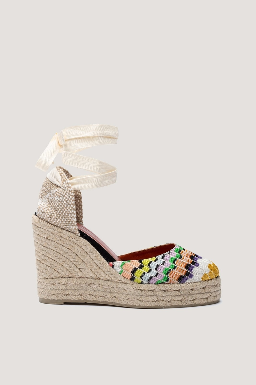 8a7f353316d Carina 70mm Missoni Wedge Espadrilles | House Account