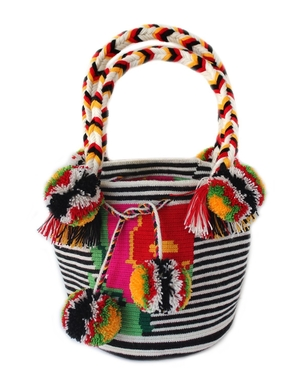 Bluma Project Pompom Bag +More Colors Bags