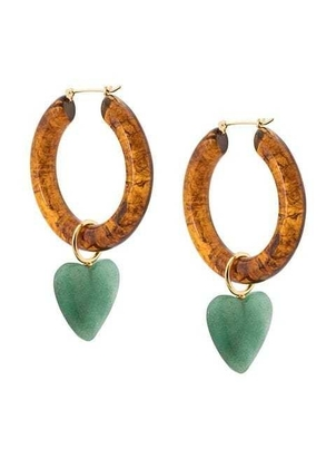 Lizzie Fortunato Lizzie Fortunato - La Playa Hoops Jewelry
