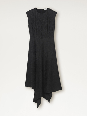 BY MELANE BIRGER Lethia Dress - Black Dresses