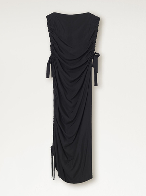 BY MELANE BIRGER Chita Dress - Black Dresses