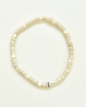 The Woods Fine Jewelry Shell Stretch Necklace Jewelry