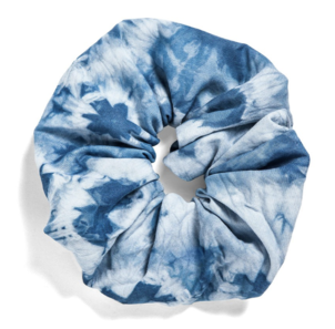 Jennifer Behr Indigo Tie Dye Scrunchie Accessories