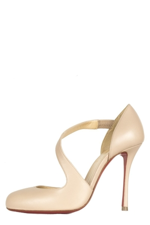 Christian Louboutin Louboutin Nude Pumps 36.5 Sale Shoes