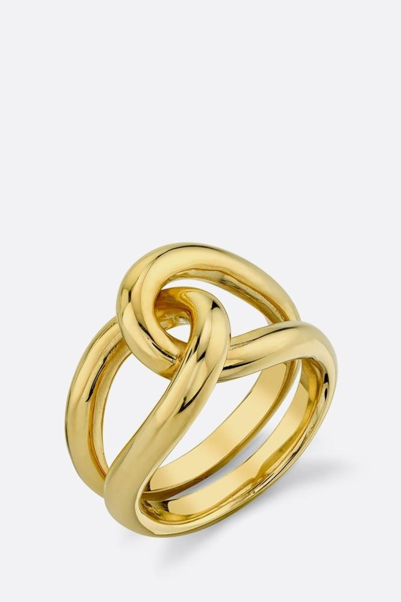Gabriela Artigas Gold Link Ring