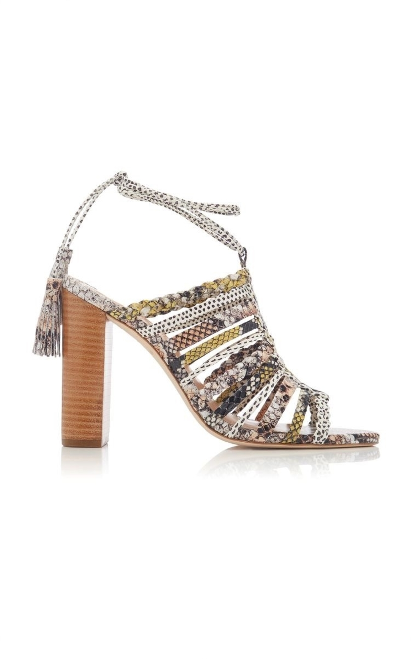 Ulla Johnson Rayna Heel Shoes