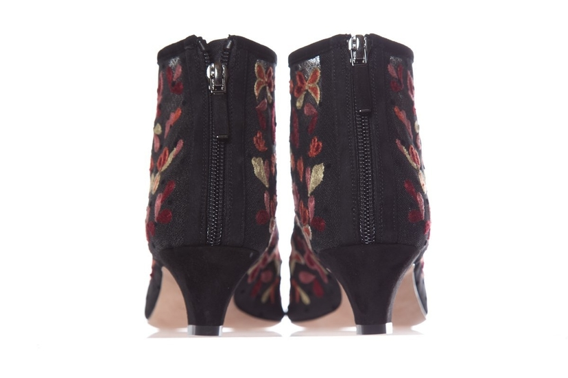 Christian Dior Christian Dior Multi Color Ankle Boots SZ 36.5 Shoes